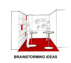 Braining Storming ideas
