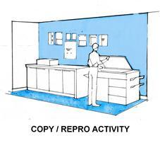 Copy Repro Area