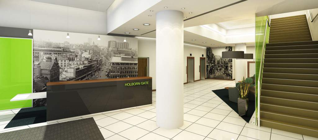 Office Design for Land Securities