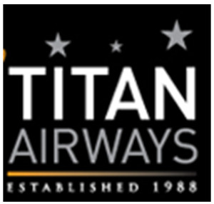 Office fit out Titan Airways