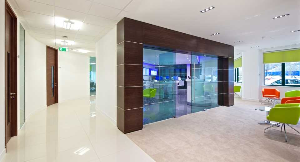 Redwood Technologies Office Principles interior design 1