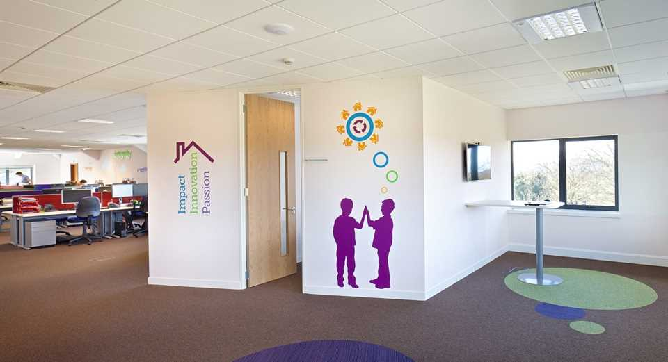 Housing Partners Office principles interior design 11