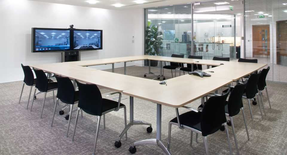 GE Capital Office Principle interior design 2