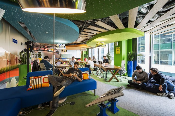 google office interior. Google\u0027s Craziest Office Interior Design Below. A-tech-stop-hang-out-room Google 1