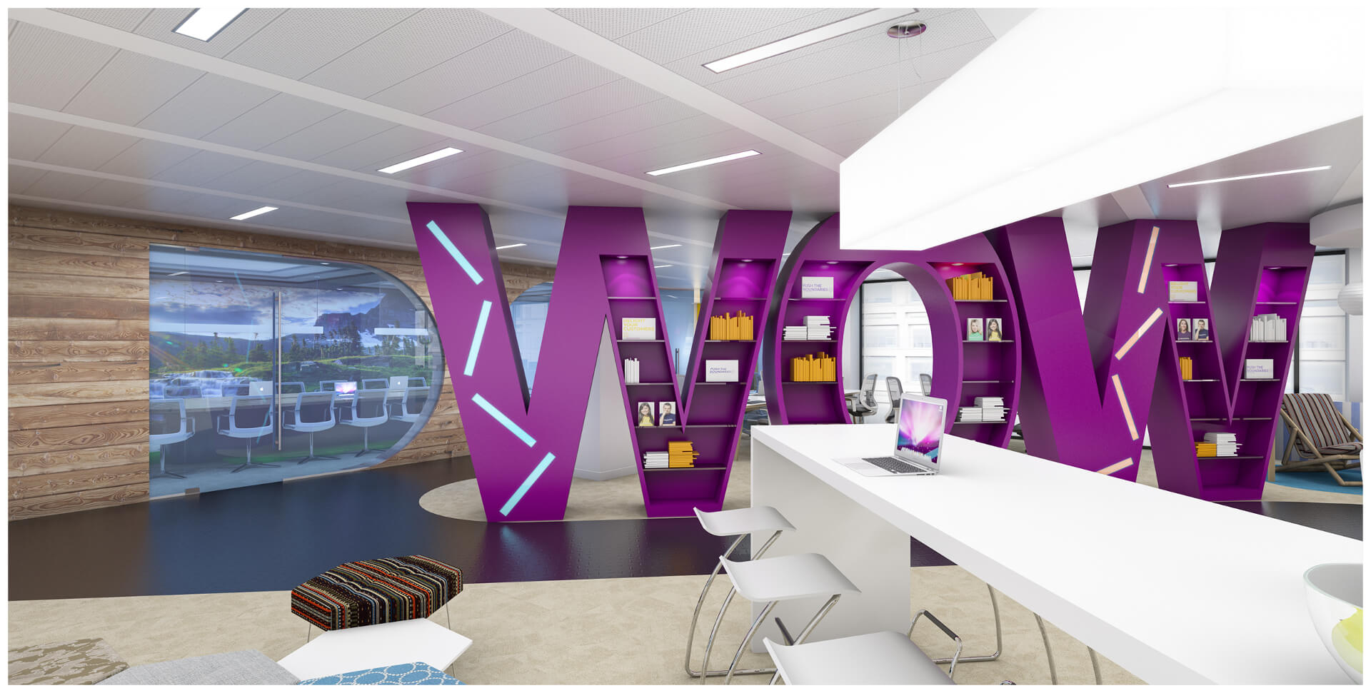 Office interior design berkshire london office for Interior design of office space