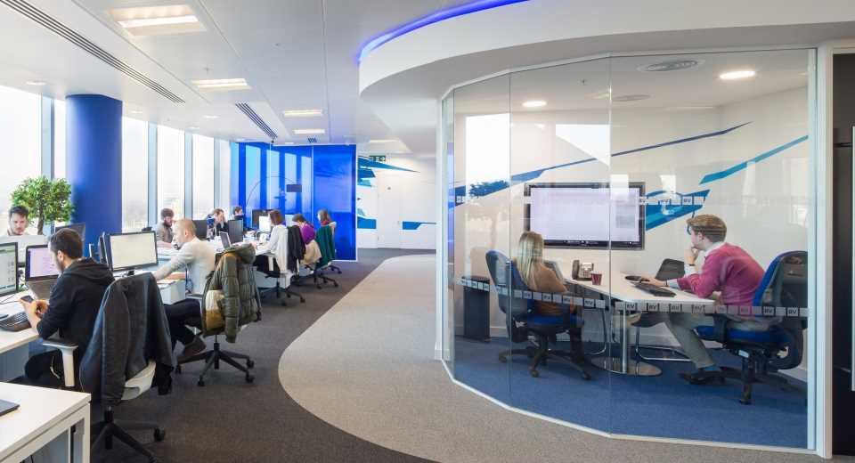 Brandview office principles for Office design principles